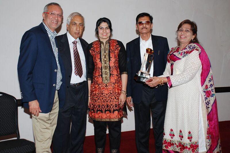 Dania Hanif Award1